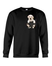 Labrador in Pocket Crewneck Sweatshirt thumbnail