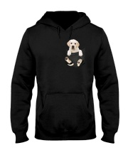 Labrador in Pocket Hooded Sweatshirt thumbnail