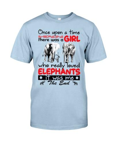 Really Loved Elephants