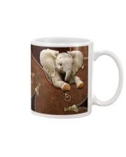 Love Elephants Mug tile