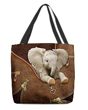 Love Elephants All-over Tote back