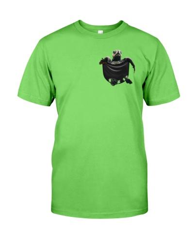 Turtle in Pocket