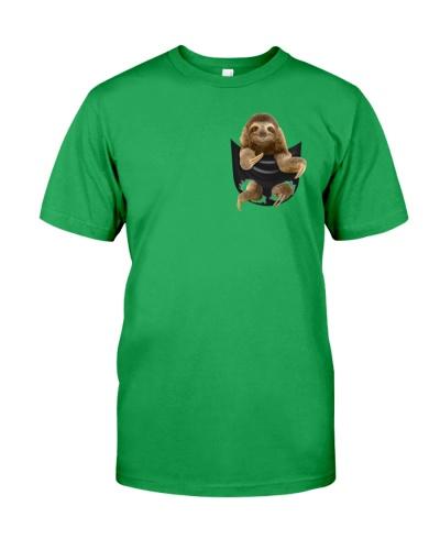 Sloth in Pocket