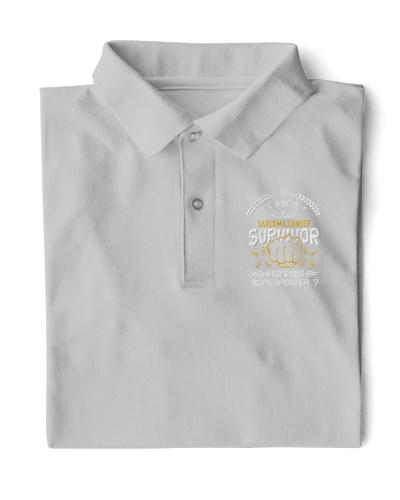 Superpower Sarcoma Cancer Awareness Shirt