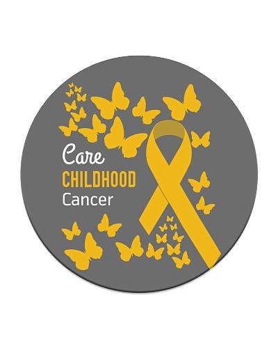 Care Childhood Cancer Awareness Shirt