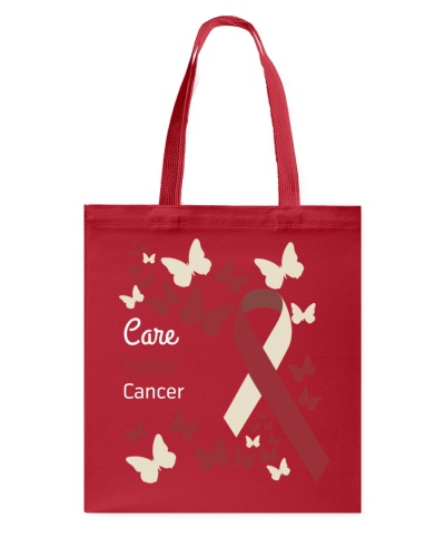Care Throat Cancer Awareness Shirt