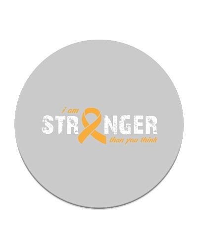 Stronger Appendix Cancer Awareness Shirt