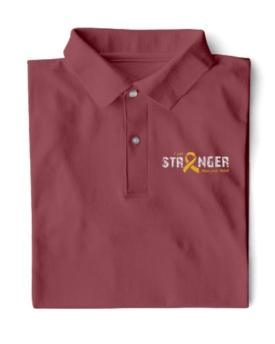 Stronger Appendix Cancer Awareness Shirt