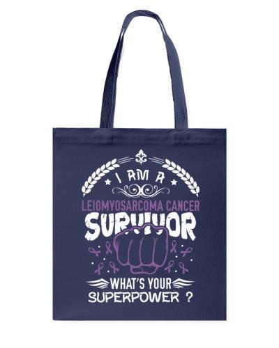 Superpower Leiomyosarcoma Cancer Awareness Shirt