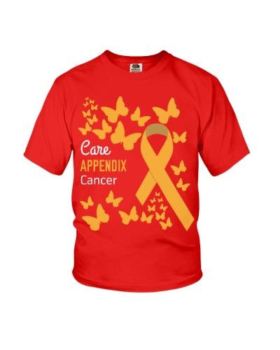 Care Appendix Cancer Awareness Shirt