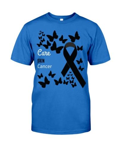 Care Melanoma Cancer Awareness Shirt
