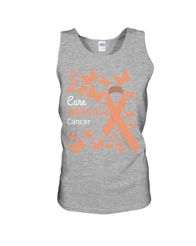 Care Endometrial Cancer Awareness Shirt