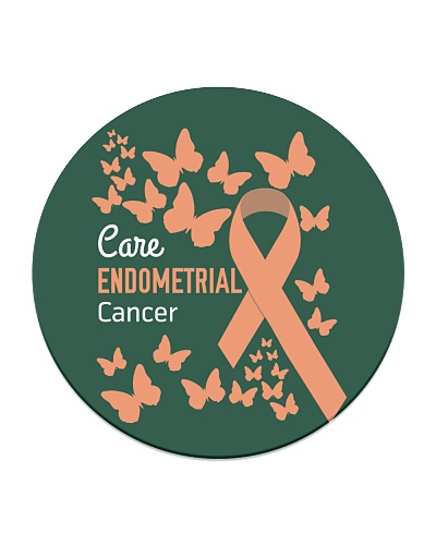 Care Endometrial Cancer Awareness Shirt