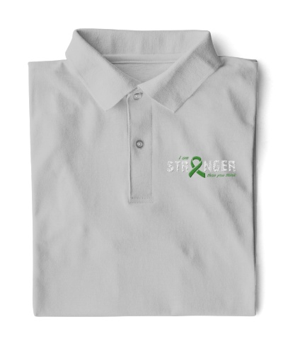 Stronger Gynecologic Cancer Awareness Shirt