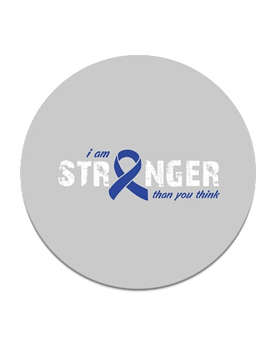 Stronger Colorectal Cancer Awareness Shirt