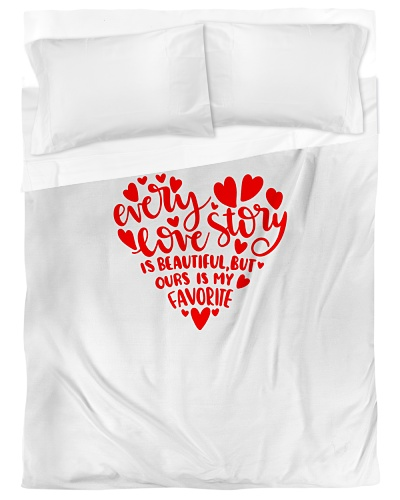 coole cover for overs  Duvet Cover