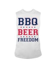 BBQ BEER FREEDOM Sleeveless Tee thumbnail