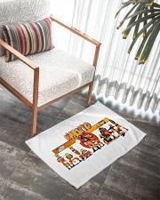 Naruto Uzumaki Prints Woven Rug - 3' x 2' aos-woven-rugs-3x2-lifestyle-front-05