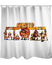 Naruto Uzumaki Prints Shower Curtain thumbnail