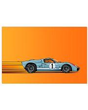 Ford GT40 - Le mans 1966 Ken Miles 17x11 Poster front