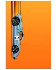Ford GT40 - Le mans 1966 Ken Miles 11x17 Poster thumbnail