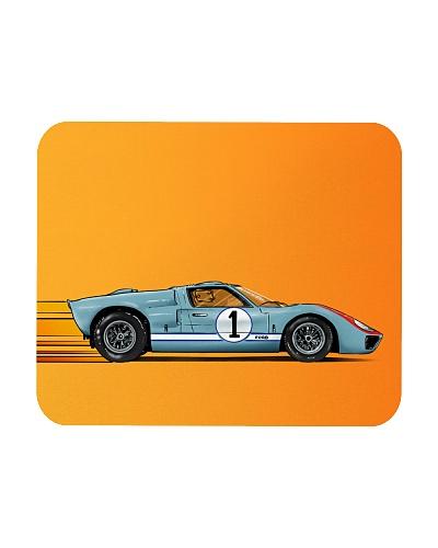 Ford GT40 - Le mans 1966 Ken Miles