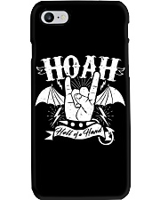 Hell Of A Hand Phone Case thumbnail