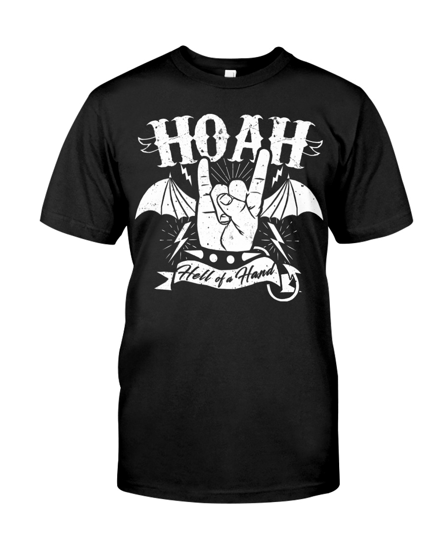 Hell Of A Hand Classic T-Shirt