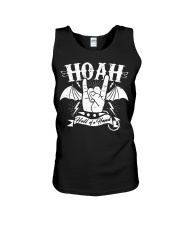 Hell Of A Hand Unisex Tank thumbnail