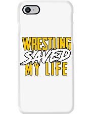 Wrestling Saved My Life Phone Case thumbnail