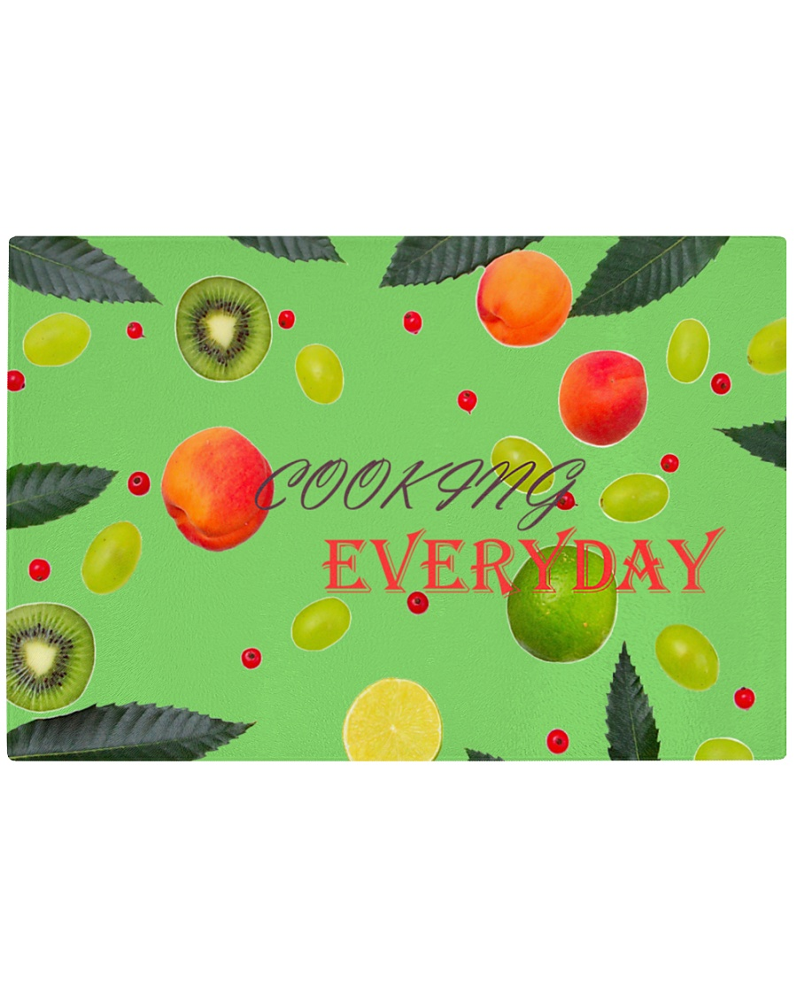 Everyday Cooking-Cuttingboard for kitchen Rectangle Cutting Board