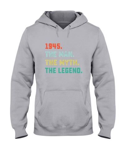 1945 Man Myth Legend