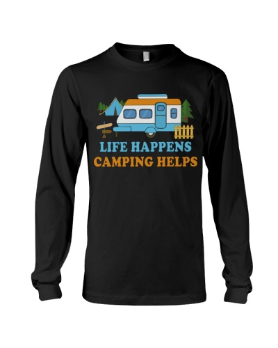LIFE HAPPENS BEER HELPS - LIMITED EDITION