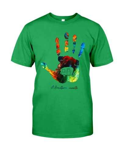 COLORFUL HAND  - LIMITED EDITION