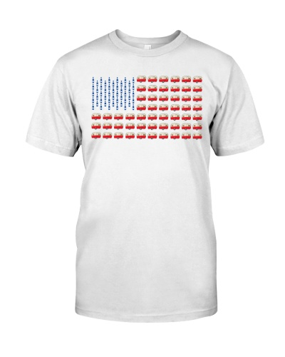 AMERICAN FLAG  CAMPING - LIMITED EDITION
