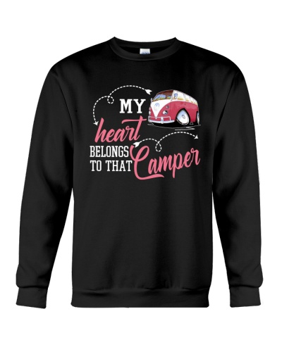 MY HEART BELONGS TO THAT CAMPER - LIMITED EDITION