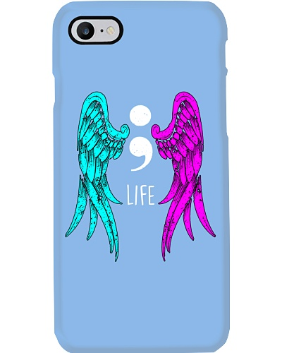 SEMICOLON WINGS  - LIMITED EDITION