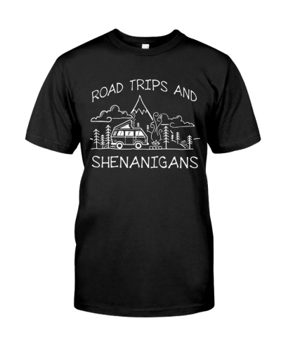 ROAD TRIPS AND SHENANIGANS - LIMITED EDITION
