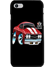 American 1969 Popular Soup Up Muscle Car  Phone Case thumbnail