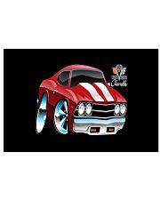 American 1969 Popular Soup Up Muscle Car  17x11 Poster thumbnail