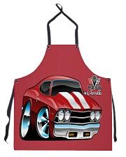American 1969 Popular Soup Up Muscle Car  Apron thumbnail