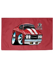 American 1969 Popular Soup Up Muscle Car  Woven Rug - 6' x 4' thumbnail