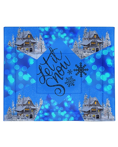 Let It Snow Bedding And Bath New Design
