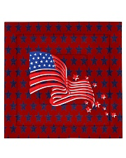 The American Flag With Stars BackGround Comforter - Queen thumbnail
