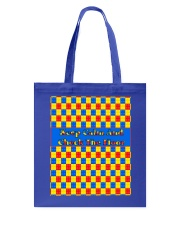 KEEP CALM AND CHECK THE FLOOR For Legos Tote Bag thumbnail