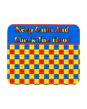 KEEP CALM AND CHECK THE FLOOR For Legos Mousepad front