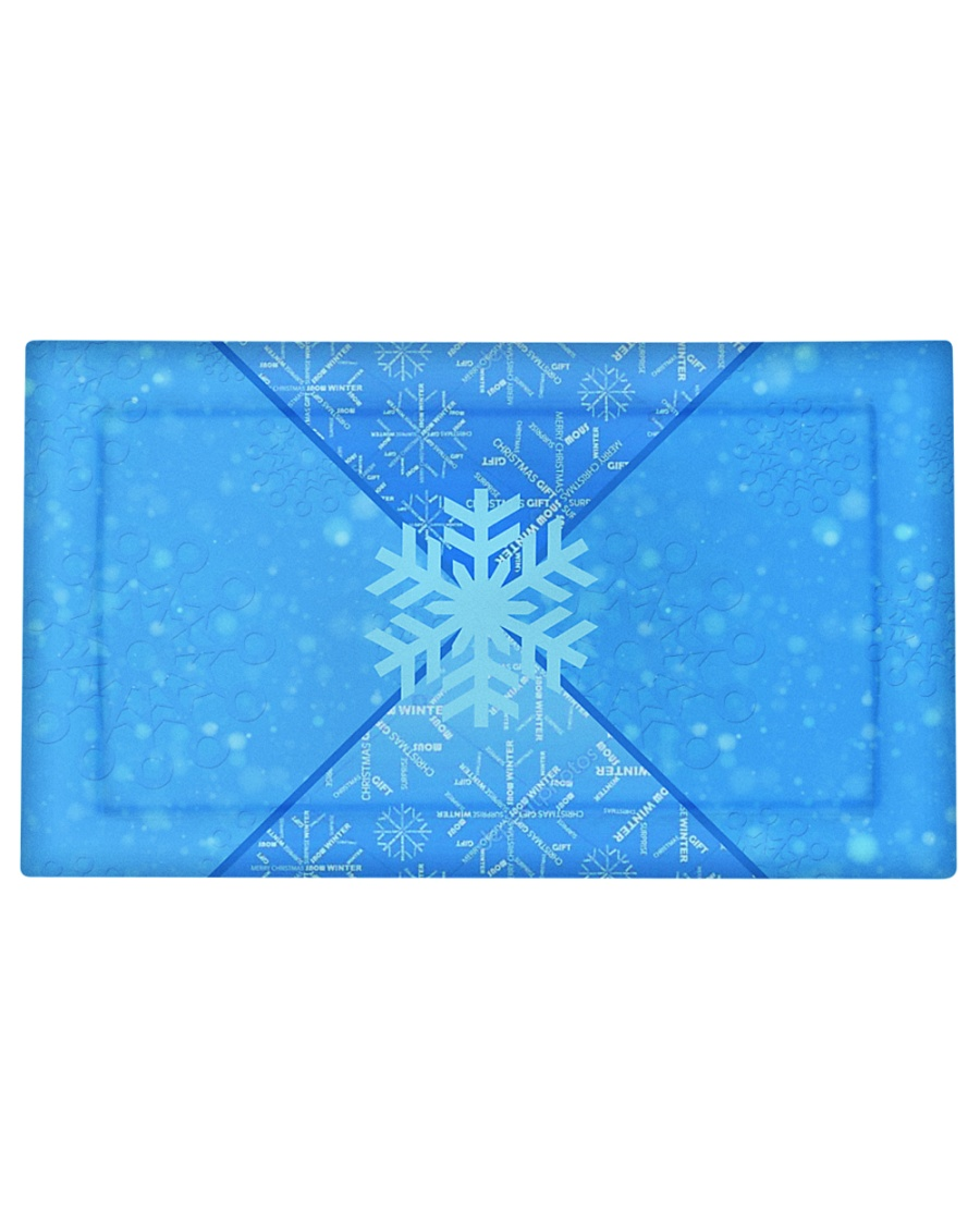 Snowflake Bedding New Design Pillow Sham - King