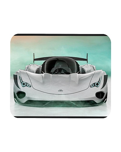 Beautiful Race Car Mouse Pads Posters