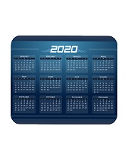 2020 Calendar Mouse Pads Posters NEW DESIGN Mousepad front