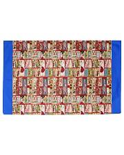 Yesteryear Advent Calendar Woven Rug - 6' x 4' front